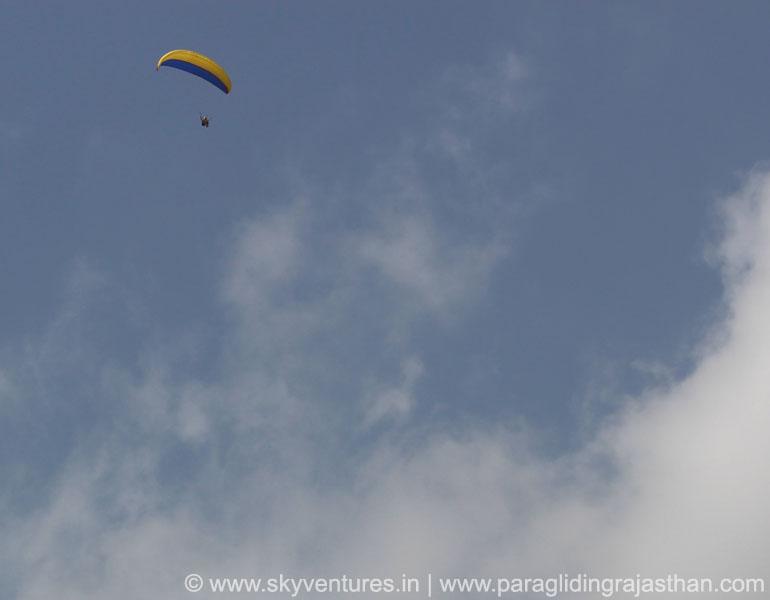 032 Tandem Paragliding Joy Ride Jodhpur, Jaipur, Jaisalmer, Pushkar rajasthan delhi india desert hot air balloon para sailing adventure flying fox zip line