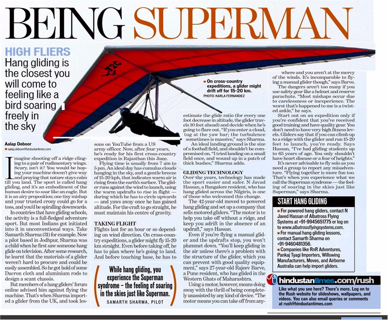 Hindustan Times May 2010