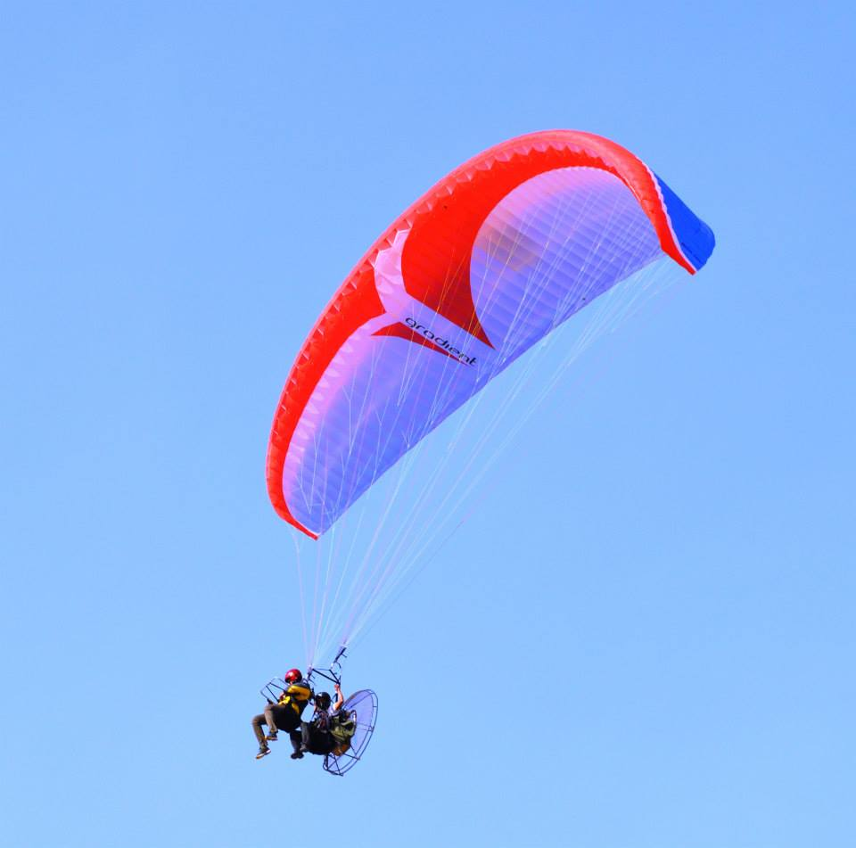 paramotortandemsamarth