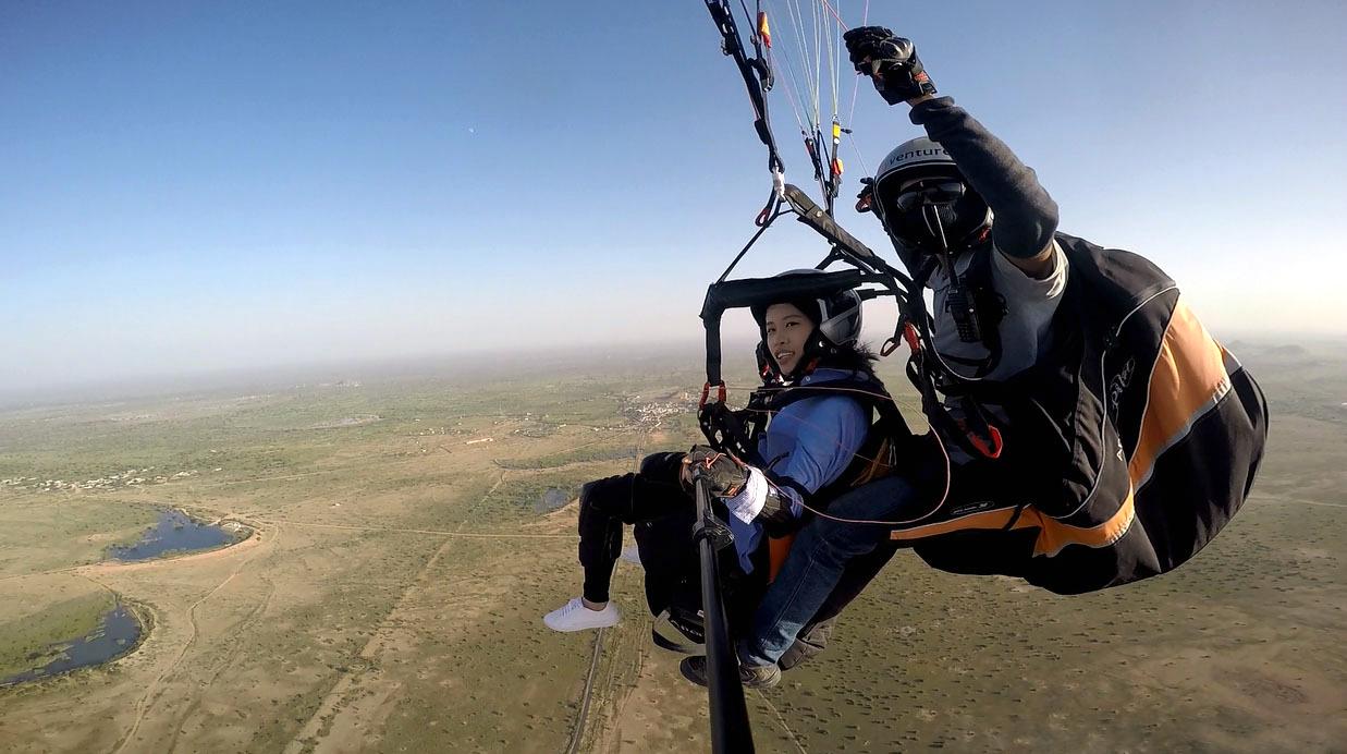 tandem-paragliding-jodhpur